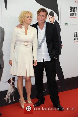 Katja Riemann and Oliver Masucci