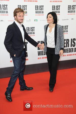 Andreas Pietschmann and Jasmin Tabatabai