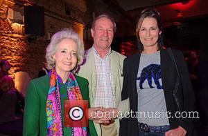 Isa Graefin von Hardenberg, Andreas Graf von Hardenberg , Tita von Hardenberg - Celebrities at Bob Geldof's live concert at...