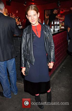 Aino Laberenz - Celebrities at Bob Geldof's live concert at gay club Schwuz. - Berlin, Germany - Tuesday 6th October...