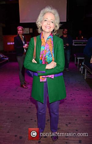 Isa Graefin von Hardenberg - Celebrities at Bob Geldof's live concert at gay club Schwuz. - Berlin, Germany - Tuesday...