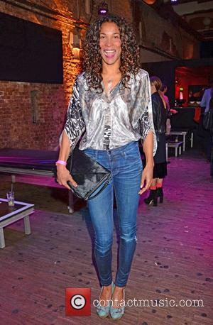 Annabelle Mandeng - Celebrities at Bob Geldof's live concert at gay club Schwuz. - Berlin, Germany - Tuesday 6th October...