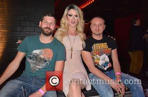 Guests - Celebrities at Bob Geldof's live concert at gay club Schwuz. - Berlin, Germany - Tuesday 6th October 2015