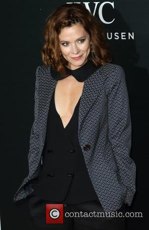 Anna Friel - The British Film Institute's LUMINOUS gala dinner held at Guildhall - Arrivals at Guildhall, London - London,...