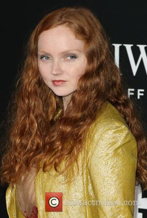 Lily Cole - The British Film Institute's LUMINOUS gala dinner held at Guildhall - Arrivals at Guildhall, London - London,...