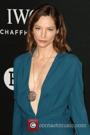 Sienna Guillory - The British Film Institute's LUMINOUS gala dinner held at Guildhall - Arrivals at Guildhall, London - London,...