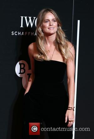 Cressida Bonas - BFI LUMINOUS Gala dinner held at Guildhall - Arrivals - London, United Kingdom - Tuesday 6th October...