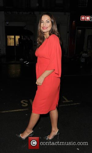 Sam Faiers - Celebrities out and about in Soho - London, United Kingdom - Tuesday 6th October 2015