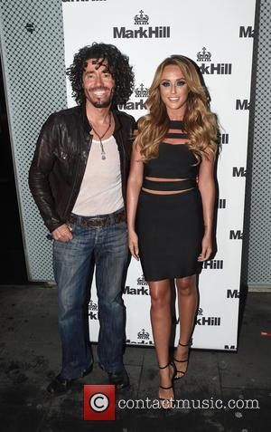 Charlotte Crosby and Mark Hill