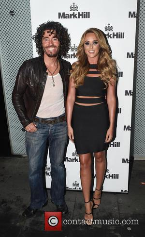 Mark Hill and Charlotte Crosby
