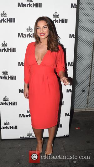 Sam Faiers - Mark Hill Hair launch event at the W London Leicester Square - London, United Kingdom - Tuesday...