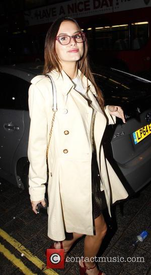 Lucy Watson - Specsavers' Spectacle Wearer of the Year awards held at 8 Northumberland Avenue - London, United Kingdom -...