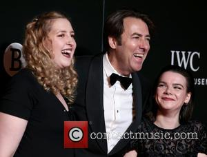 Jonathan Ross , Honey Ross - BFI LUMINOUS Gala dinner held at Guildhall - Arrivals - London, United Kingdom -...