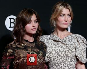 Jenna Coleman , Sally Oliver - BFI LUMINOUS Gala dinner held at Guildhall - Arrivals - London, United Kingdom -...