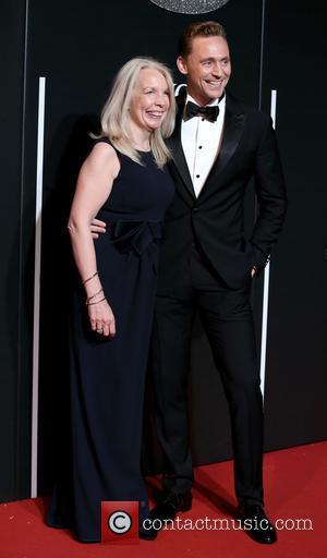 Tom Hiddleston , Amanda Nevill - BFI LUMINOUS Gala dinner held at Guildhall - Arrivals - London, United Kingdom -...