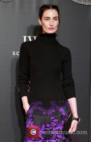 Erin O'Connor - BFI LUMINOUS Gala dinner held at Guildhall - Arrivals - London, United Kingdom - Tuesday 6th October...