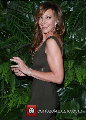 Allison Janney - 7th Annual Club Tacori Riviera held at the Tropicana Bar at The Hollywood Roosevelt Hotel - Arrivals...