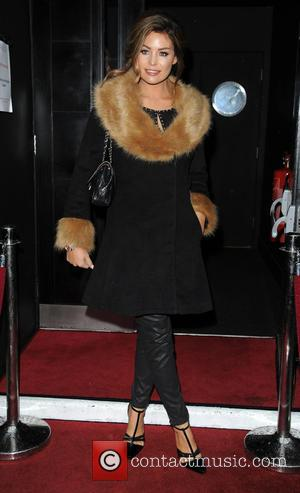 Jessica Wright - Celebrities arrive at Vanilla for 'The Truth About Tampons' debate - London, United Kingdom - Tuesday 6th...