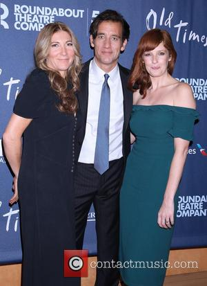 Eve Best, Clive Owen and Kelly Reilly