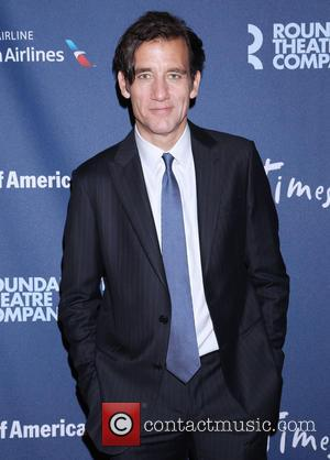 Clive Owen - Opening Night After Party for the play Old Times at the American Airlines Theatre - Arrivals at...