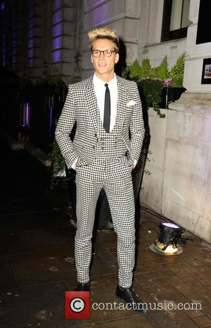 Oliver Proudlock - Specsavers' Spectacle Wearer of the Year awards held at 8 Northumberland Avenue at 8 Northumberland Avenue -...