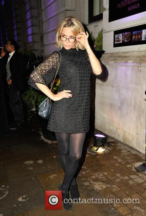 Sarah Harding - Specsavers' Spectacle Wearer of the Year awards held at 8 Northumberland Avenue at 8 Northumberland Avenue -...