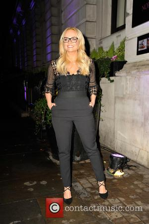 Emma Bunton - Specsavers' Spectacle Wearer of the Year awards held at 8 Northumberland Avenue at 8 Northumberland Avenue -...
