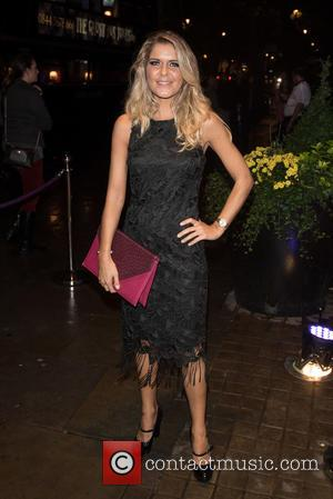 Gemma Oaten - Specsavers' Spectacle Wearer of the Year held at 8 Northumberland Avenue. - London, United Kingdom - Tuesday...