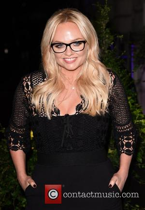 Emma Bunton - Specsavers Spectacle Wearer of the Year Awards at 8 Northumberland Avenue at 8 Northumberland Avenue - London,...