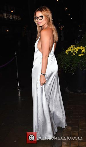 Ferne McCann - Specsavers Spectacle Wearer of the Year Awards at 8 Northumberland Avenue at 8 Northumberland Avenue - London,...