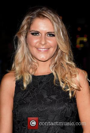 Gemma Oaten - Specsavers Spectacle Wearer of the Year Awards at 8 Northumberland Avenue at 8 Northumberland Avenue - London,...