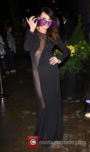 Lizzie Cundy - Specsavers Spectacle Wearer of the Year Awards at 8 Northumberland Avenue at 8 Northumberland Avenue - London,...