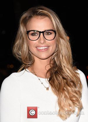 Vogue Williams - Specsavers Spectacle Wearer of the Year Awards at 8 Northumberland Avenue at 8 Northumberland Avenue - London,...