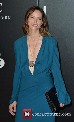 Sienna Guillory - The British Film Institute's LUMINOUS gala dinner held at Guildhall - Arrivals - London, United Kingdom -...