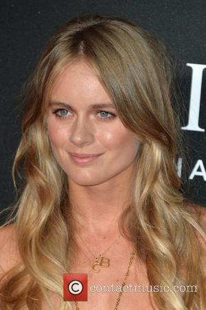 Cressida Bonas - The British Film Institute's LUMINOUS gala dinner held at Guildhall - Arrivals - London, United Kingdom -...