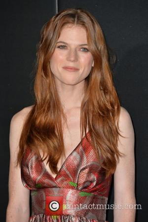 Rose Leslie - The British Film Institute's LUMINOUS gala dinner held at Guildhall - Arrivals - London, United Kingdom -...
