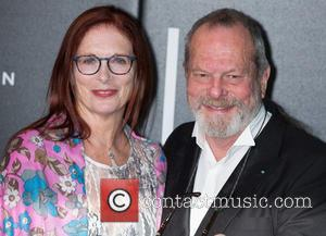 Terry Gilliam - The British Film Institute's LUMINOUS gala dinner held at Guildhall - Arrivals at Guildhall - London, United...
