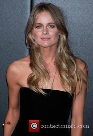 Cressida Bonas - The British Film Institute's LUMINOUS gala dinner held at Guildhall - Arrivals at Guildhall - London, United...