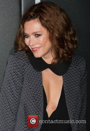 Anna Friel - The British Film Institute's LUMINOUS gala dinner held at Guildhall - Arrivals at Guildhall - London, United...