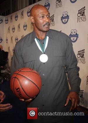 Karl Malone - 30th Annual Great Sports Legends Dinner to benefit The Buoniconti Fund to Cure Paralysis at The Waldorf...