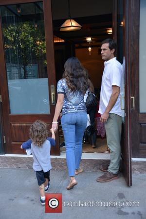 Livingston Alves McConaughey and Camila Alves