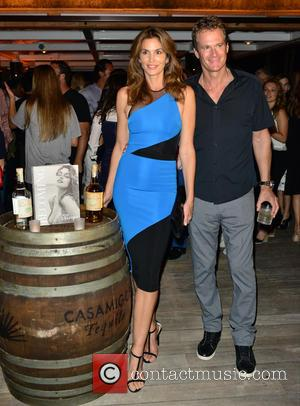 Cindy Crawford , Rande Gerber - Cindy Crawford's 'Becoming' Book Launch Celebration Party at 1 Hotel South Beach at 1...
