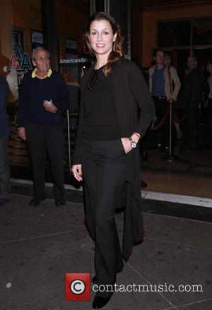 Bridget Moynahan - 'Old Times' opening night at the American Airlines Theatre - Arrivals at American Airlines Theatre, - New...