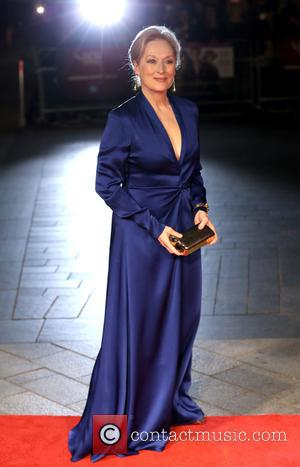 Meryl Streep - 'Suffragette' film premiere and gala opening night, 59th BFI London Film Festival - London, United Kingdom -...