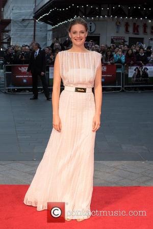 Romola Garai - LFF: Suffragette Premiere held at the Odeon Leicester Square - Arrivals. at Odeon Leicester Square - London,...