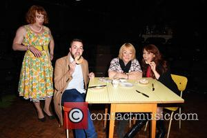 Paul Taylor-mills, Kellie Maloney and Amy Anzel