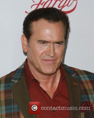 Bruce Campbell - Premiere of FX's 'Fargo' held at the Arclight Cinemas Hollywood at Arclight Cinemas Hollywood, ArcLight Cinemas -...