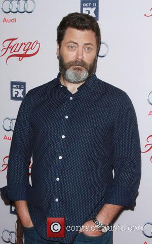 Nick Offerman - Premiere of FX's 'Fargo' held at the Arclight Cinemas Hollywood at Arclight Cinemas Hollywood, ArcLight Cinemas -...