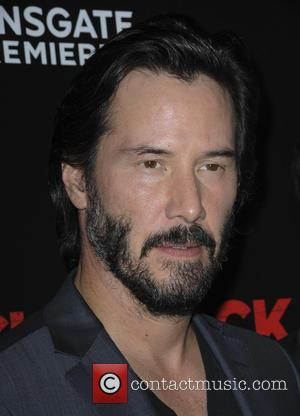 Keanu Reeves - 'Knock Knock' Los Angeles premiere at the TCL Chinese Theatre - Arrivals - Los Angeles, California, United...