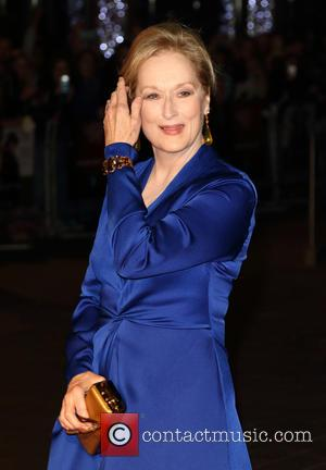 Meryl Streep - BFI London Film Festival opening night premiere of 'Suffragette' - Arrivals at Odeon Leicester Square - London,...